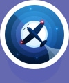 Night Flight icon badge